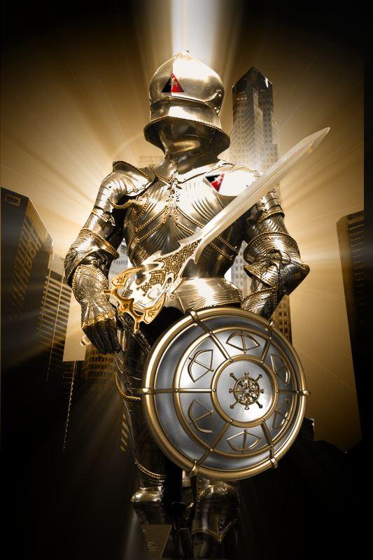 Die edlen Ritter von TheQuest reiten wieder...